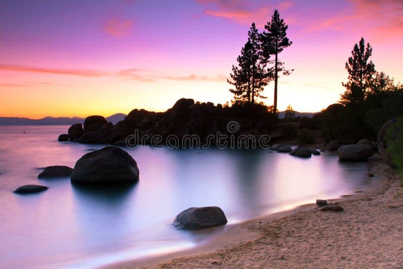 Lake Tahoe fotos de archivo libres de regalías