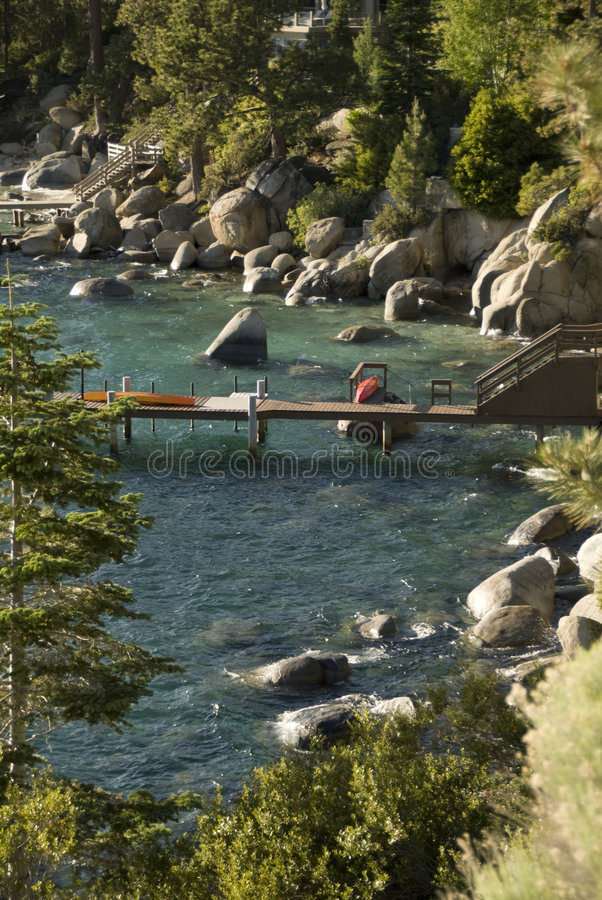 Lake Tahoe immagini stock
