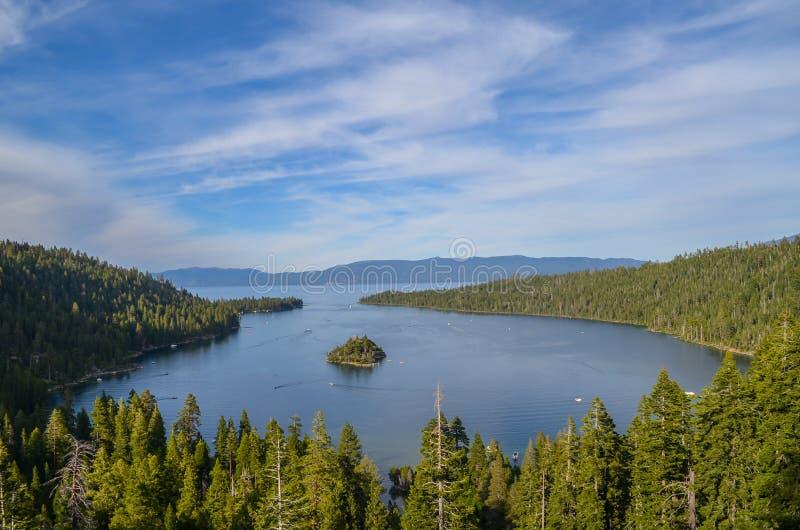 Lake Tahoe stockbilder