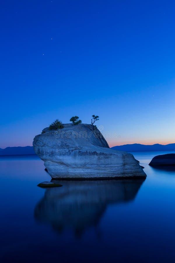 Lake Tahoe imagen de archivo