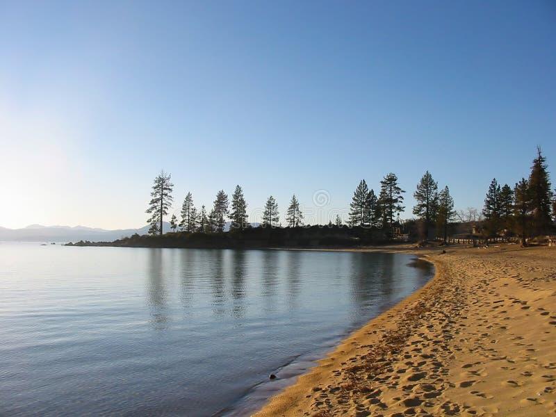 Lake Tahoe imagem de stock royalty free