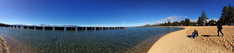 Lake Tahoe photos stock