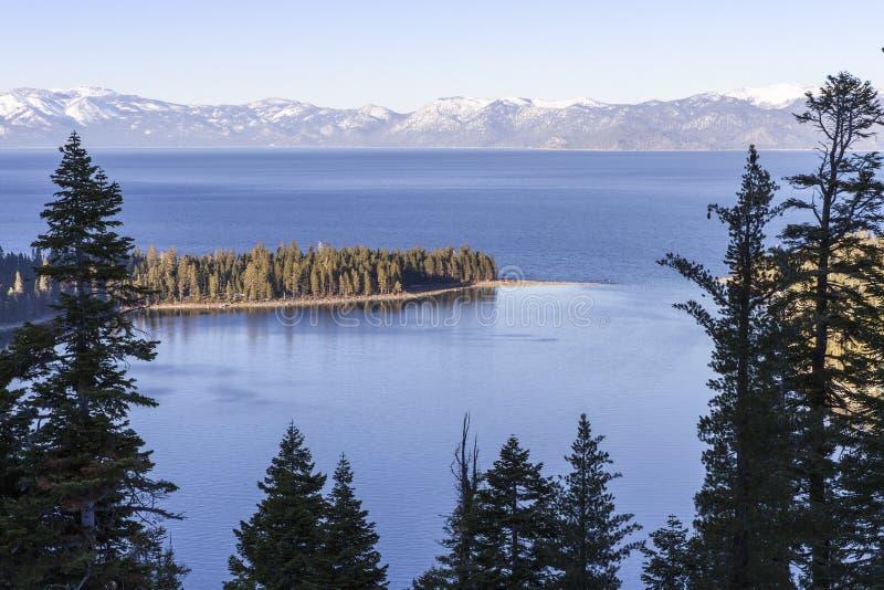 Lake Tahoe stockfoto