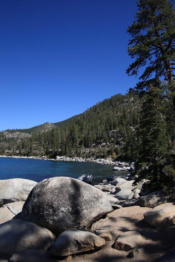 Lake Tahoe image libre de droits