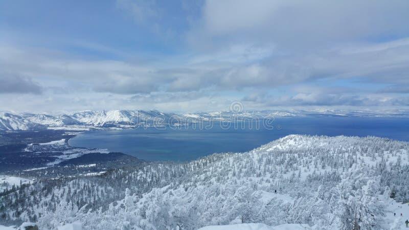 Lake Tahoe immagine stock