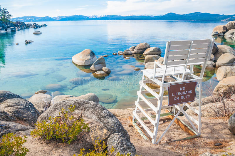 Download Lake Tahoe stock photo. Image of nature, pine, park, cloud - 40452610