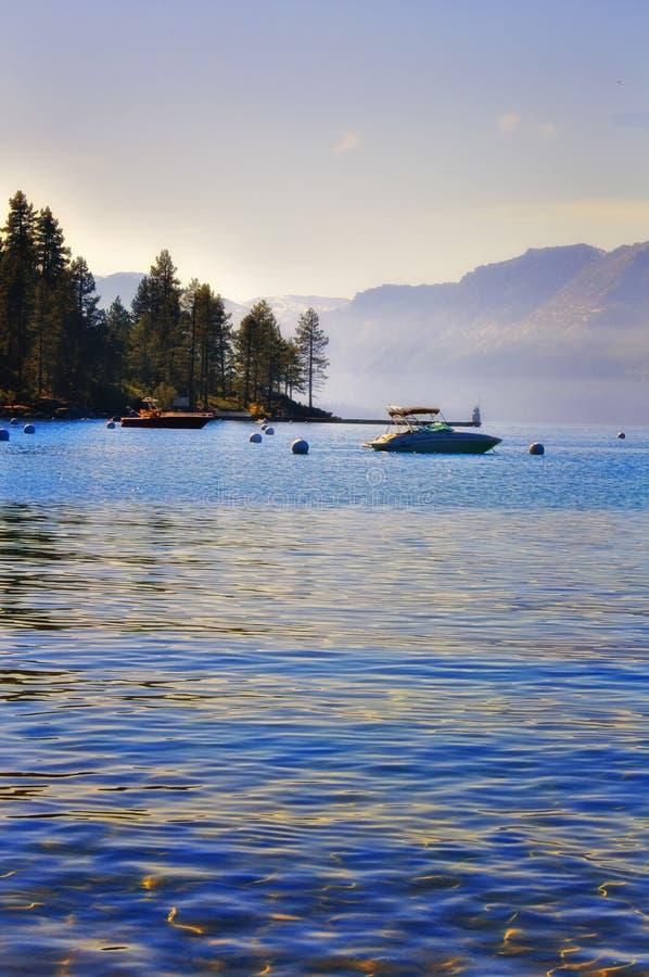 Lake Tahoe, Califórnia fotografia de stock royalty free