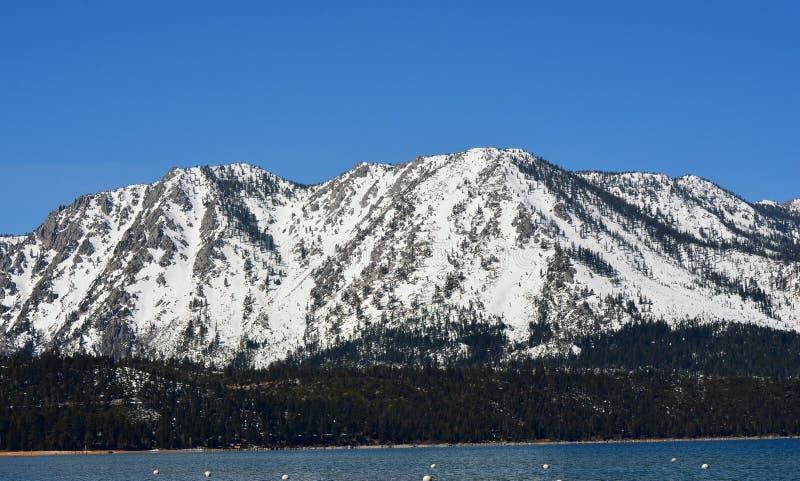 Lake Tahoe, California. stock photos