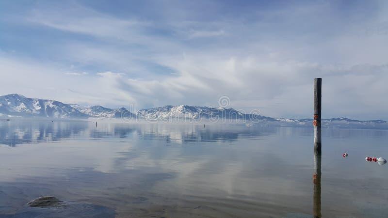 Lake Tahoe du sud photos libres de droits