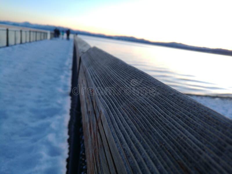 Lake Tahoe Kalifornien lizenzfreies stockbild