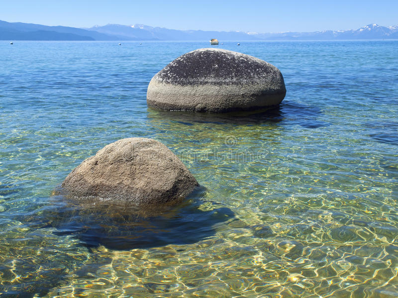 Download Lake Tahoe scenic beauty. stock photo. Image of tourism - 25394386