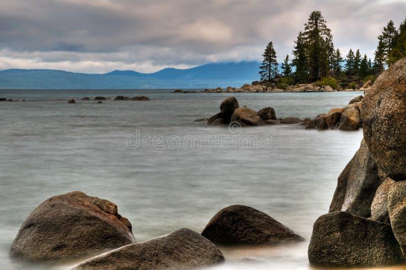Lake- Tahoemassen stockbilder