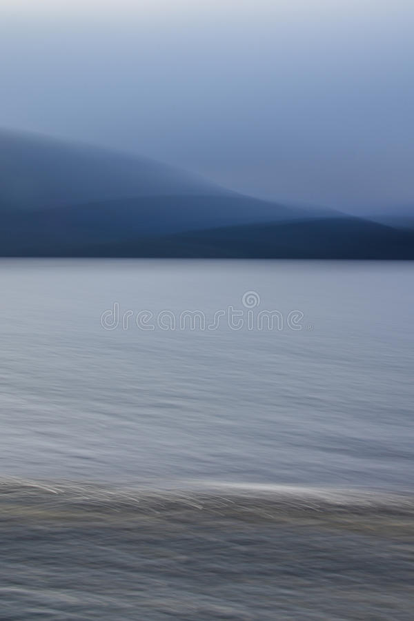 Lake Te Anau 3 royalty free stock photo