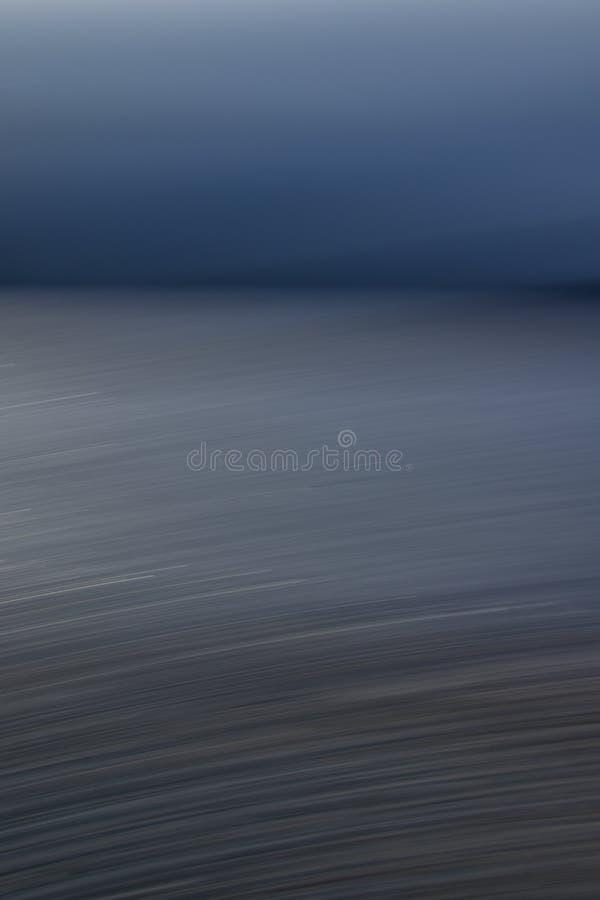 Lake Te Anau 2 stock image