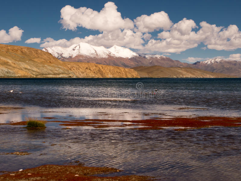 Download Lake In Tibet Royalty Free Stock Image - Image: 28354536