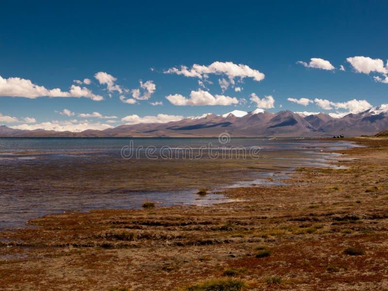 Lake In Tibet Royalty Free Stock Photos