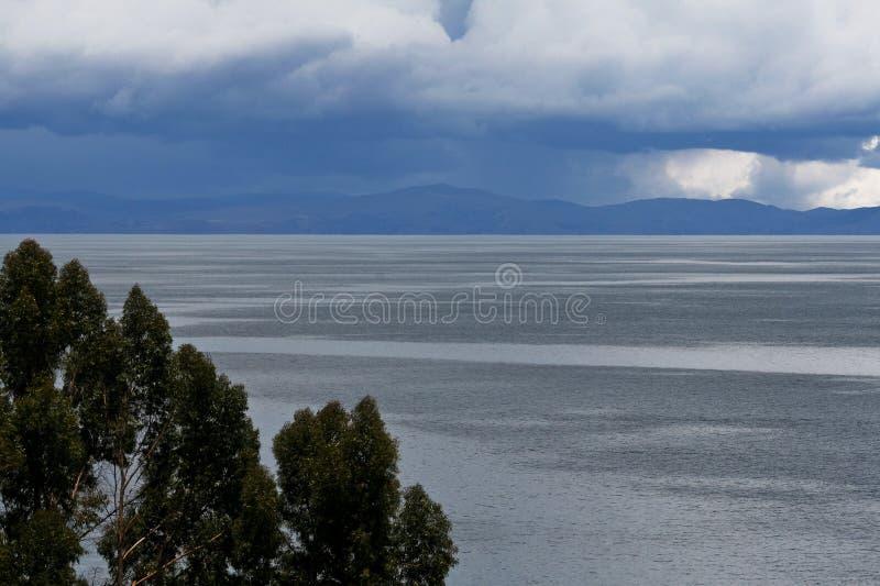 Lake Titicaca Stock Image