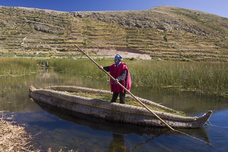 Lake Titicaca In Bolivia Editorial Image