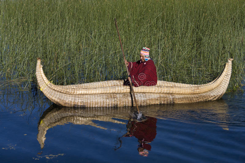 Lake Titicaca - Bolivia Editorial Stock Image