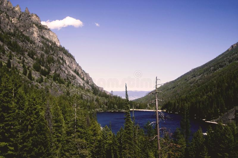 Lake In Valley During Daytime Free Public Domain Cc0 Image