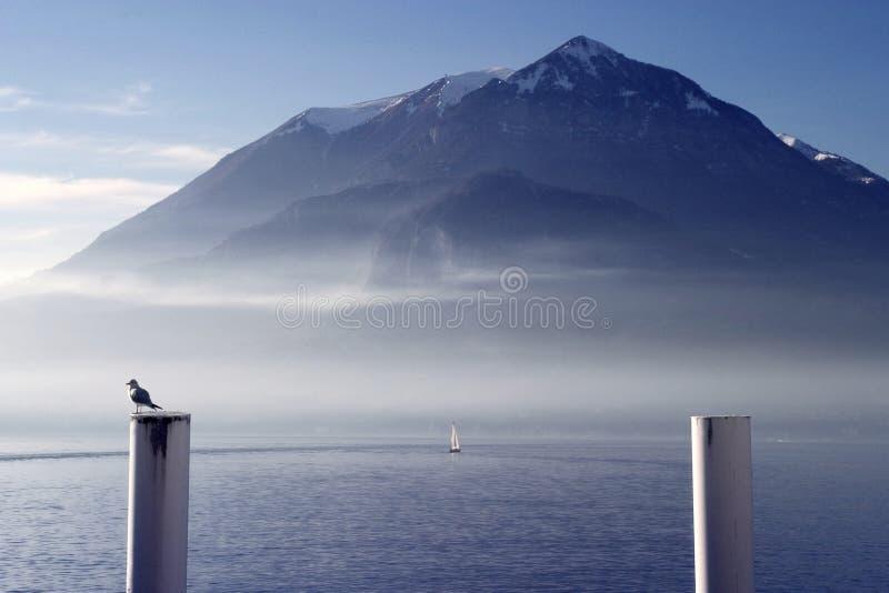 Download Lake of Varenna03 stock photo. Image of horizontal, horizontally - 519152