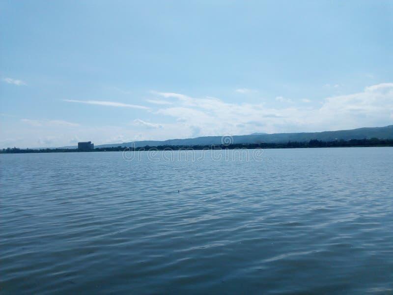 Lake Victoria Kisumu Кения стоковые изображения rf
