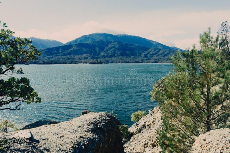 Lake view royalty free stock photos
