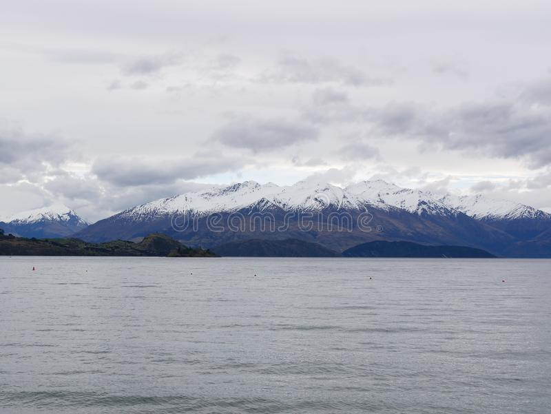 Lake Wanaka arkivfoton