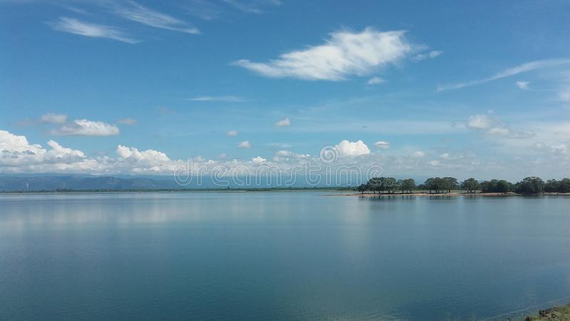 Lake and Water royalty free stock image