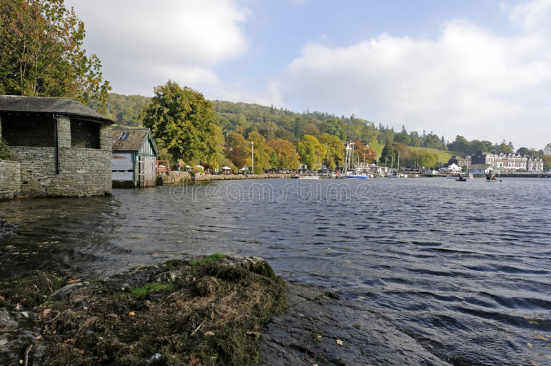 Lake Windermere Royalty Free Stock Photos
