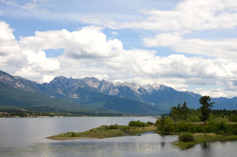 Download Lake Windermere stock image. Image of summer, invermere - 9885341