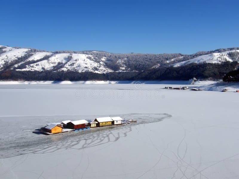 Download Lake Winter Royalty Free Stock Images - Image: 12754329