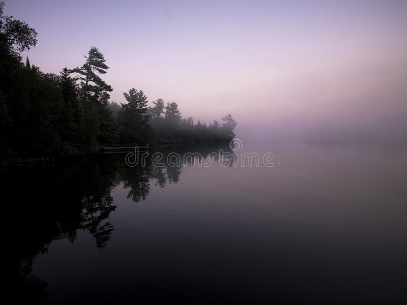 Download Lake Of The Woods stock photo. Image of peaceful, calm - 16629334