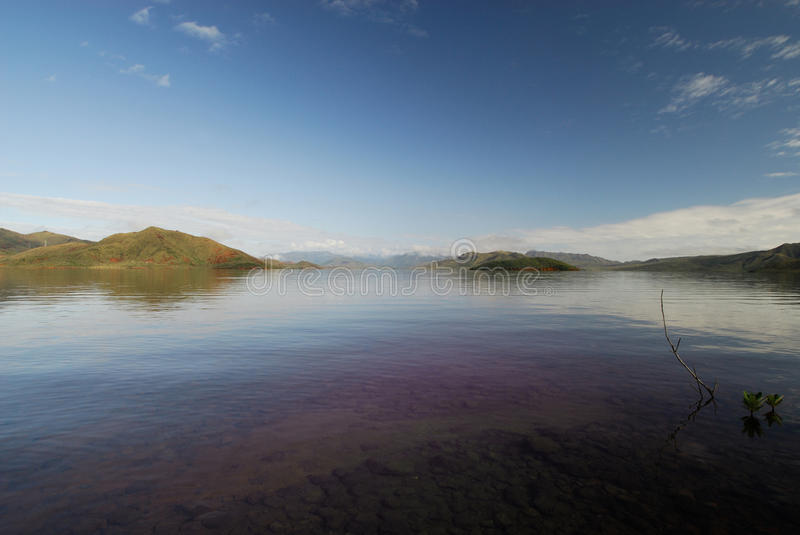 The lake of yate stock photography