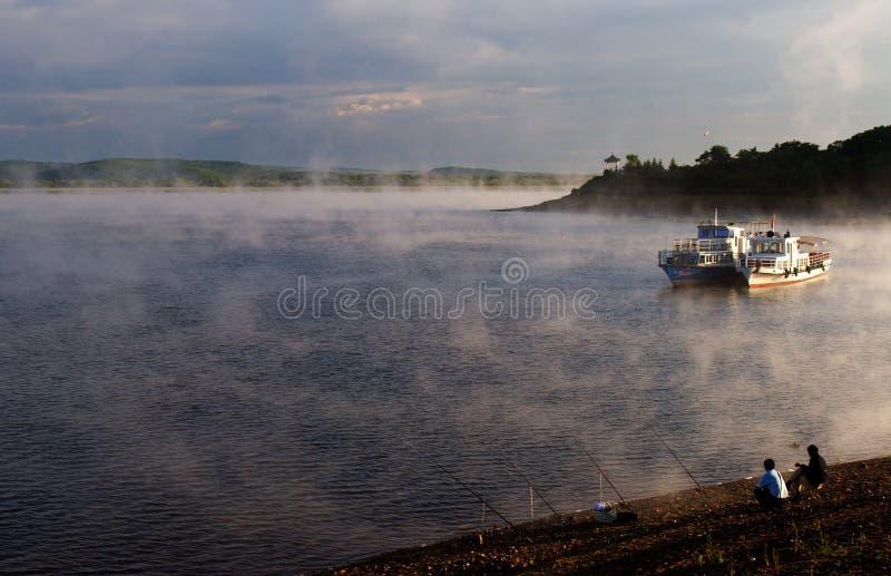Lakes royalty free stock photo