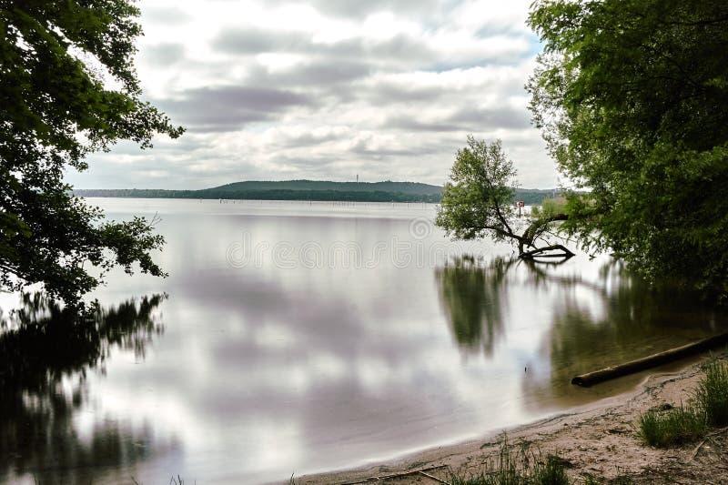 lakeside royalty-vrije stock afbeeldingen