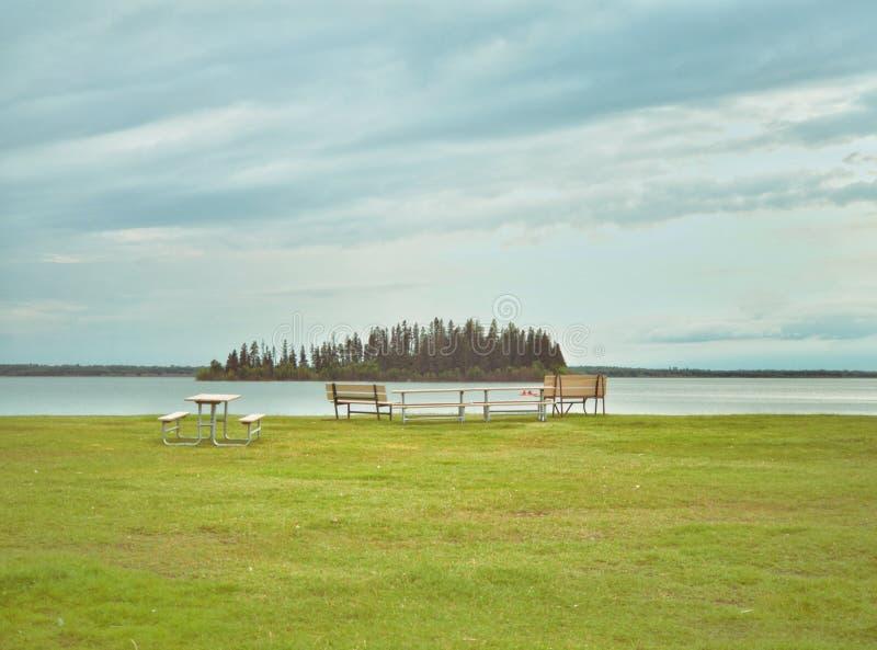 lakeside foto de archivo libre de regalías