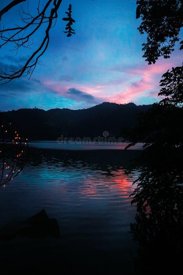 lakeside zdjęcia stock