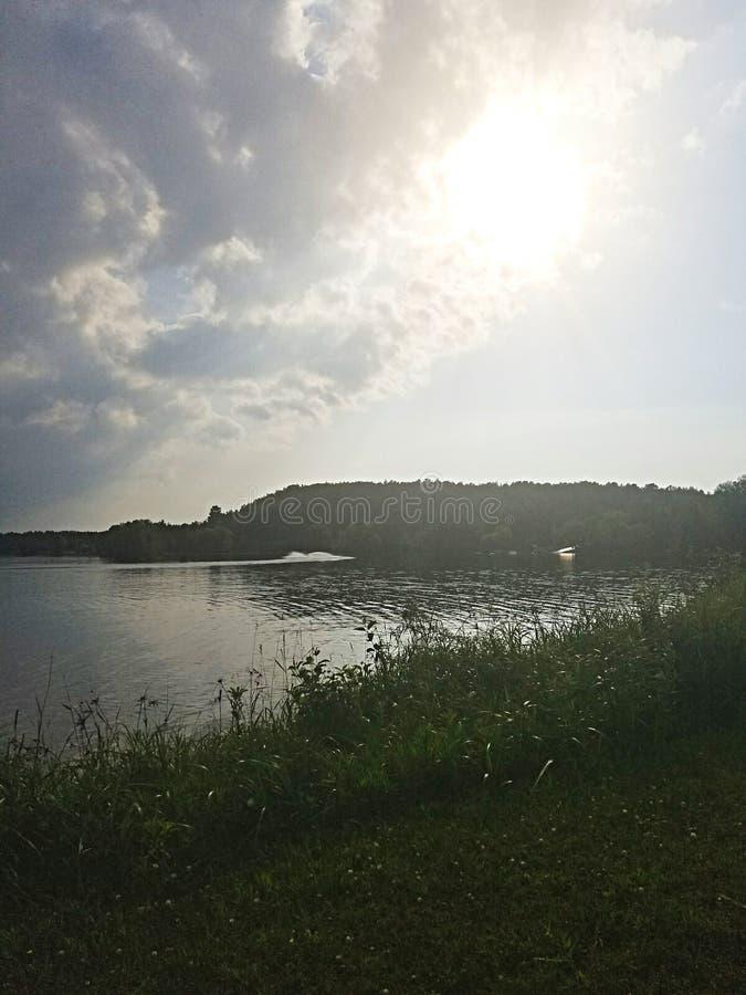 Lakeview στοκ φωτογραφία με δικαίωμα ελεύθερης χρήσης