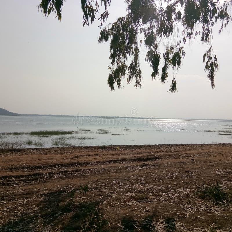 Lakeview obraz stock