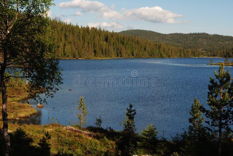 Lakeview fotografía de archivo libre de regalías