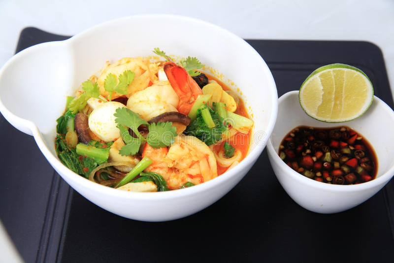 Download Laksa noodle asian food stock image. Image of nobody - 22287995