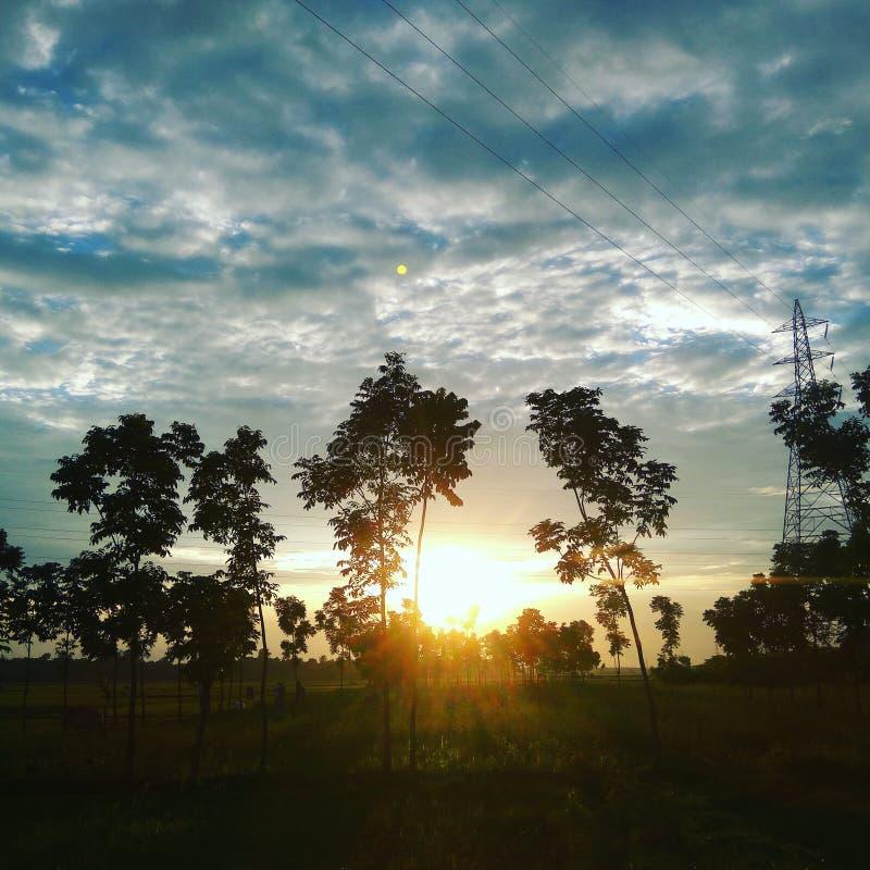 Lalakhal στο Μπανγκλαντές στοκ εικόνες με δικαίωμα ελεύθερης χρήσης
