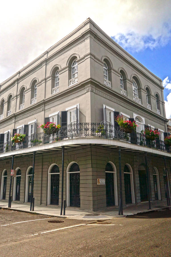 Lalaurie Mansion royalty free stock image