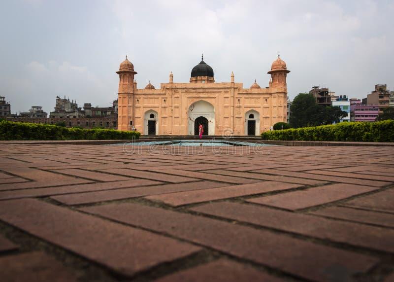 Lalbag fort i Dhaka, Bangladesh royaltyfria bilder