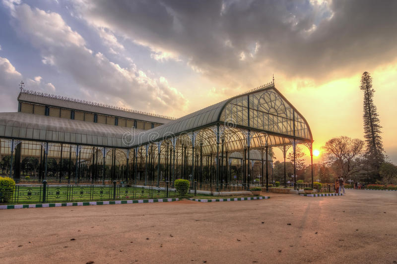 Lalbagh Bangalore photographie stock