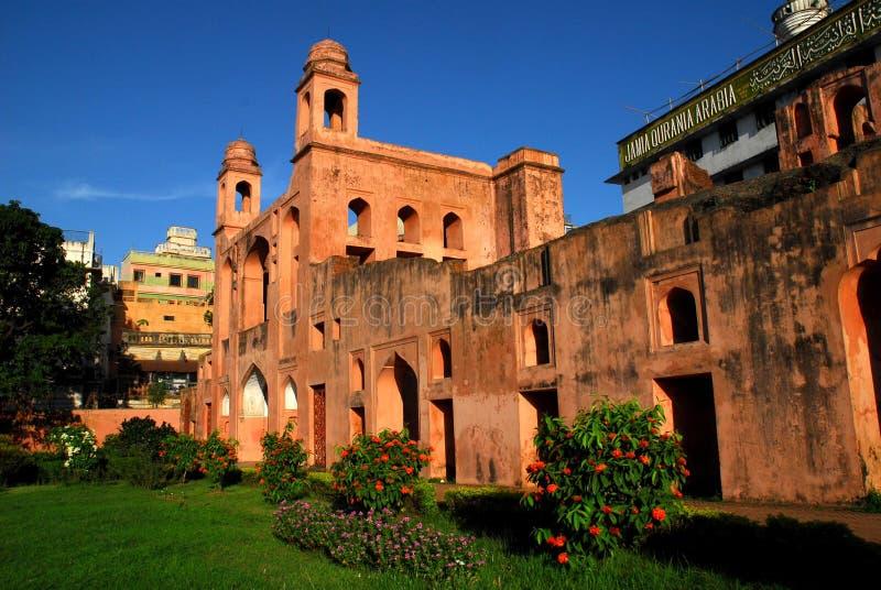 Lalbagh-Fort von Dhaka lizenzfreie stockbilder
