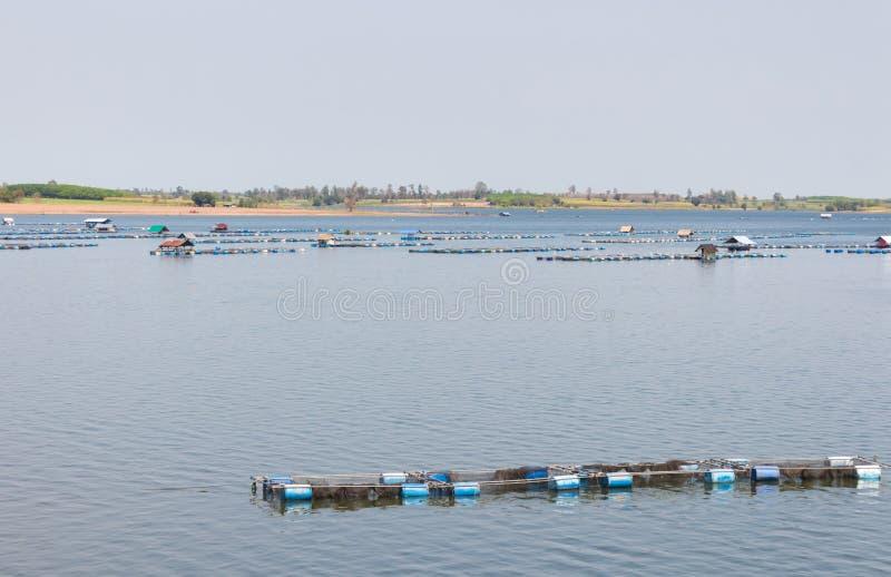 Lam Pao Dam, Kalasin Province. Thailand royalty free stock image