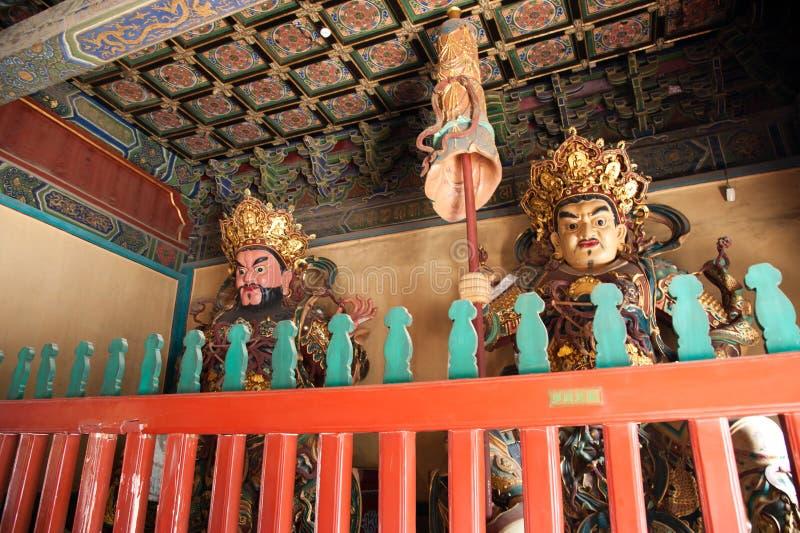 Lama Temple imagens de stock royalty free