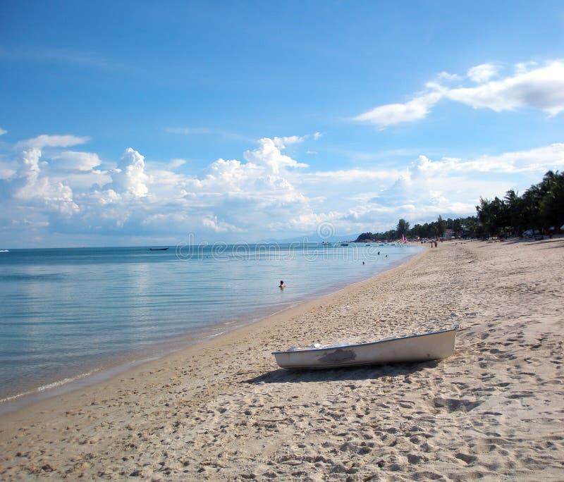 Download Lamai Beach, Koh Samui stock image. Image of relax, tropical - 4744863